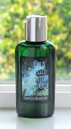 Ozonated Olive Oil - Edgar Cayce Remedy - Edgar Cayce
