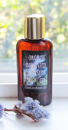 Organic Ozonated Castor Oil (Rizol) - Nicola Tesla Ozonated Oil formulation